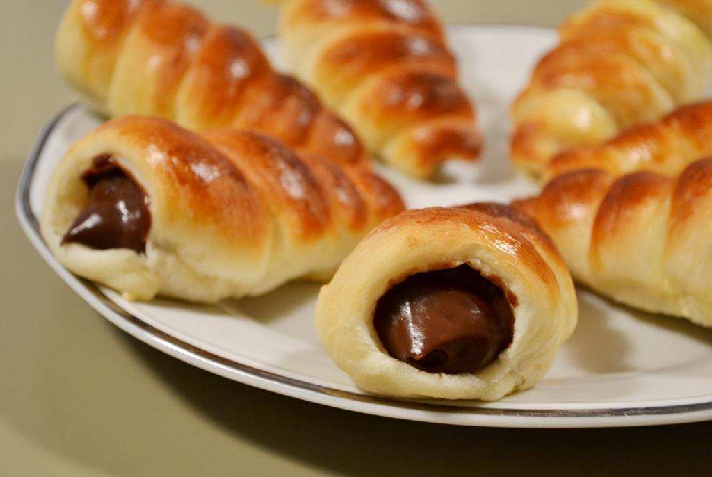 Asian Cuisine Desserts Of Japanese Chocolate Cornets Baking In Saskatoon