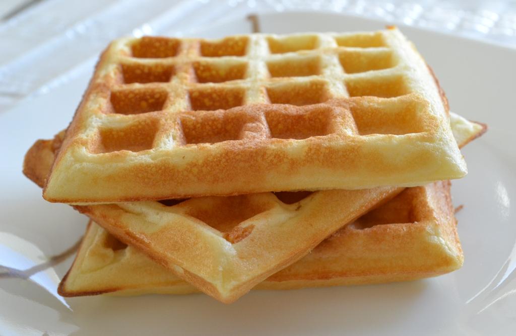 Waffles | Baking in Saskatoon