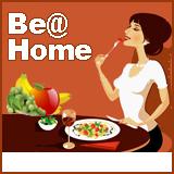 Be @ Home Food Blog Award