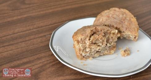 Banana Oats Muffins