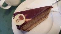 Treetrunk cake